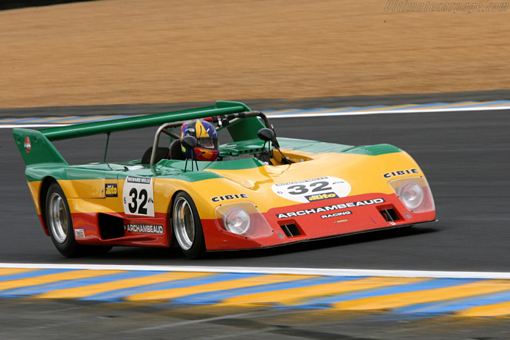 Lola T292 - Chassis: HU54   - 2006 Le Mans Classic