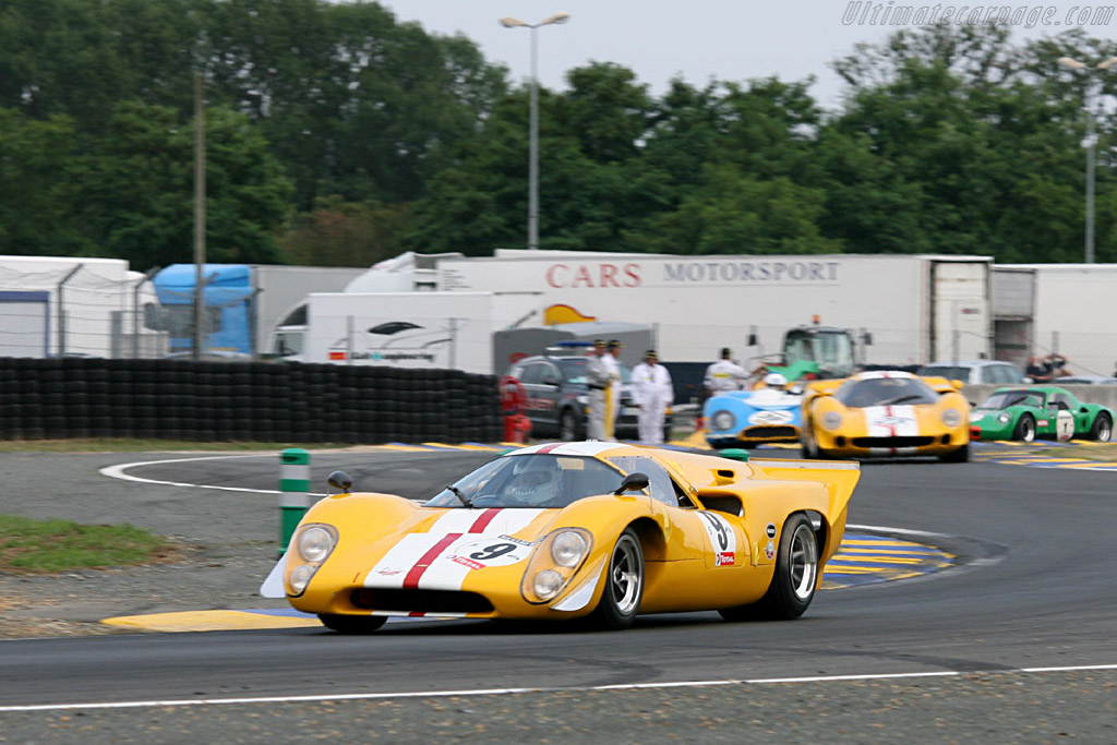 Lola T70 Mk III B    - 2006 Le Mans Classic