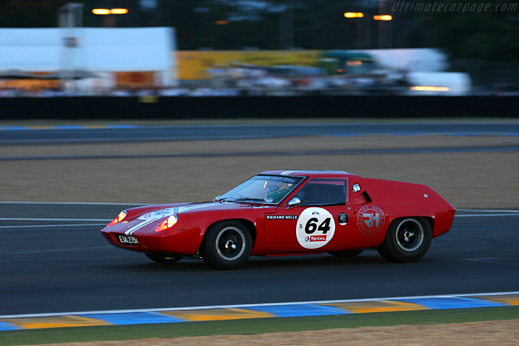Lotus 47 - Chassis: 47/GT/69   - 2006 Le Mans Classic