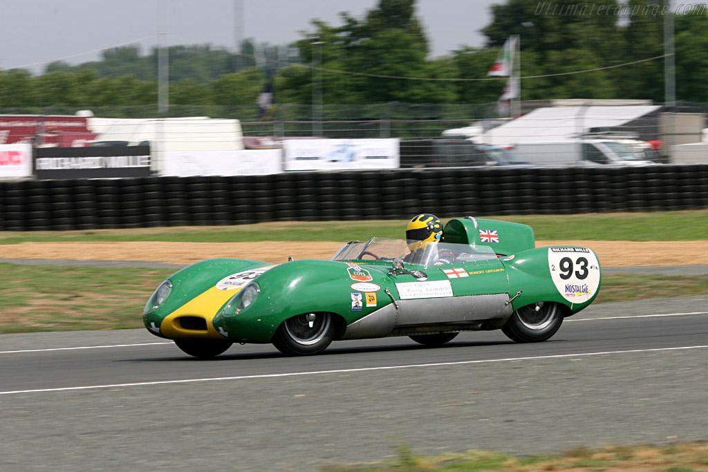 Lotus XI    - 2006 Le Mans Classic