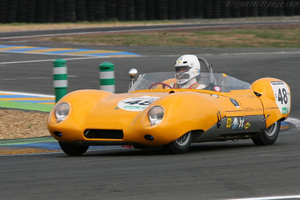 Lotus XI Le Mans    - 2006 Le Mans Classic