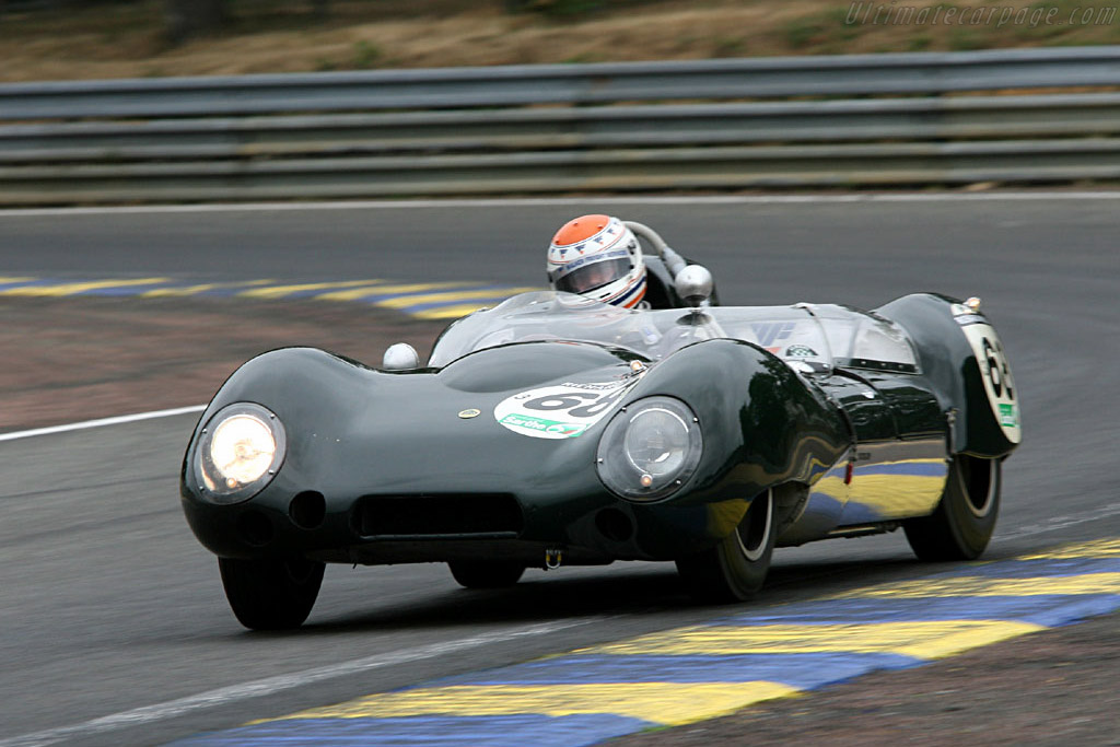 Lotus XV - Chassis: 614 - Driver: Philip Walker  - 2006 Le Mans Classic