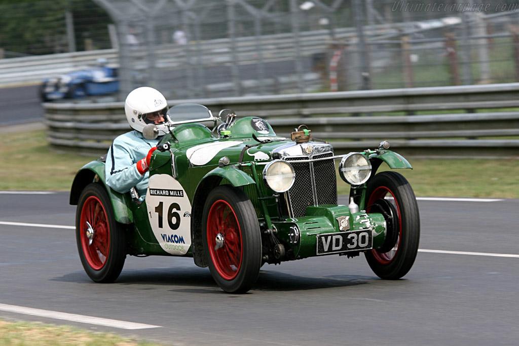 MG Midget    - 2006 Le Mans Classic