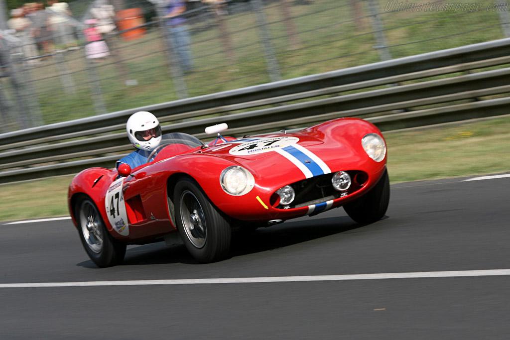 Maserati 300 S - Chassis: 3058   - 2006 Le Mans Classic