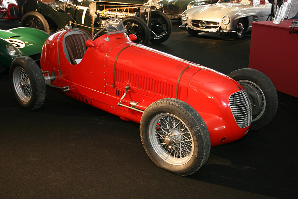 Maserati 4CM - Chassis: 1128   - 2006 Le Mans Classic