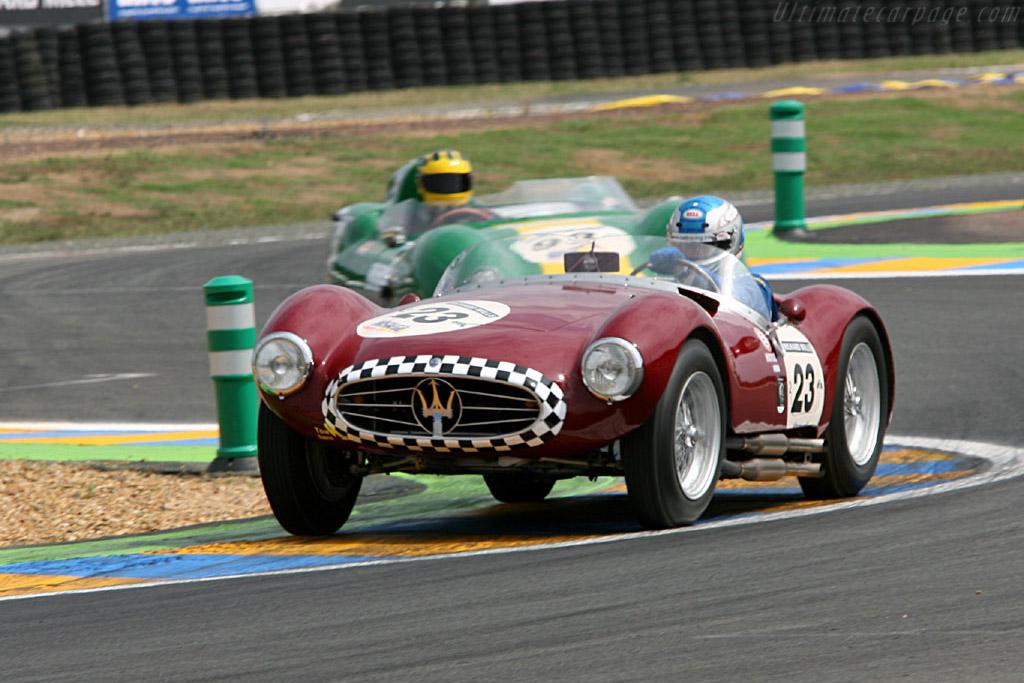 Maserati A6 GCS - Chassis: 2098   - 2006 Le Mans Classic