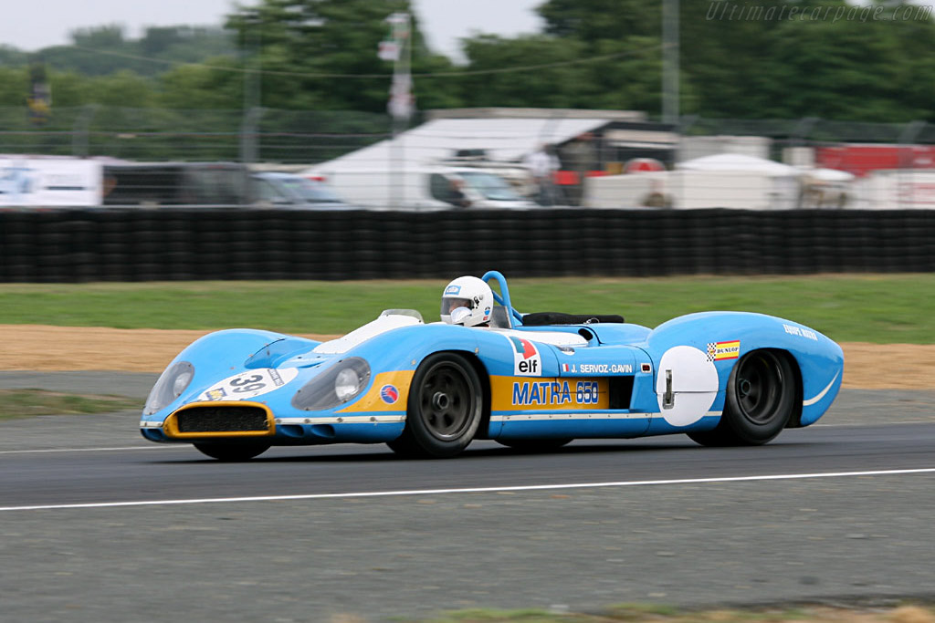 Matra MS 650 - Chassis: MS650/01   - 2006 Le Mans Classic