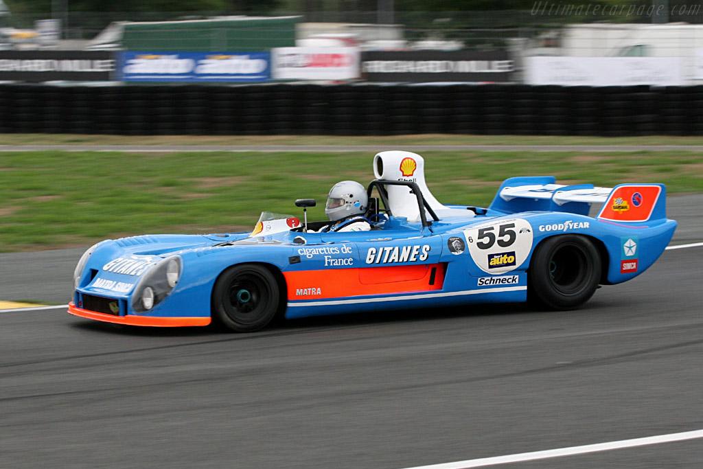 Matra MS670    - 2006 Le Mans Classic