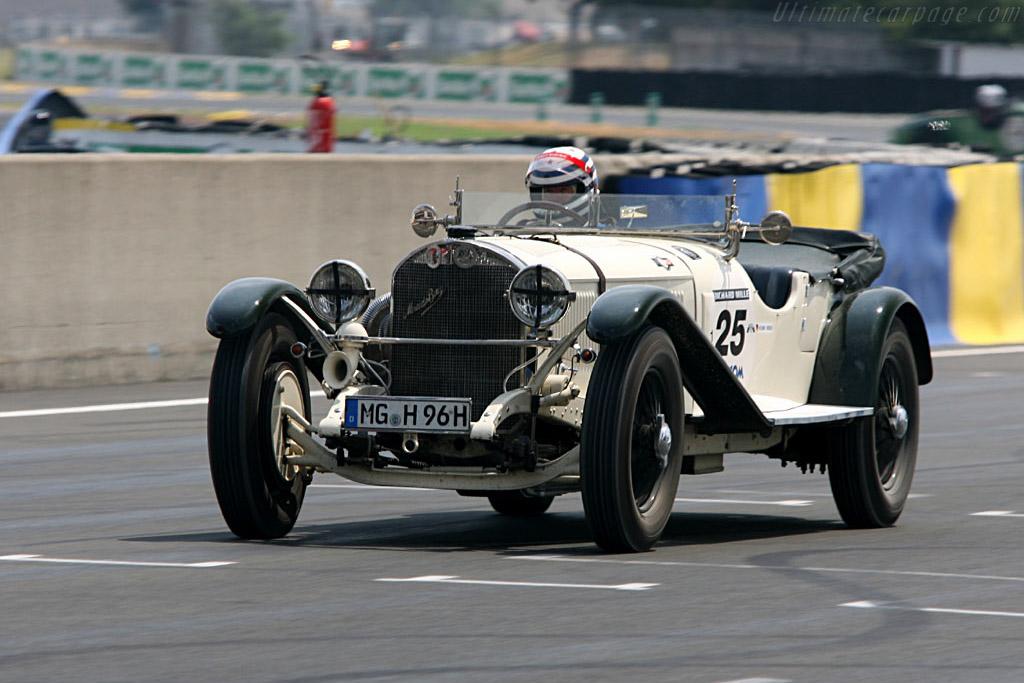 Mercedes-Benz SS    - 2006 Le Mans Classic
