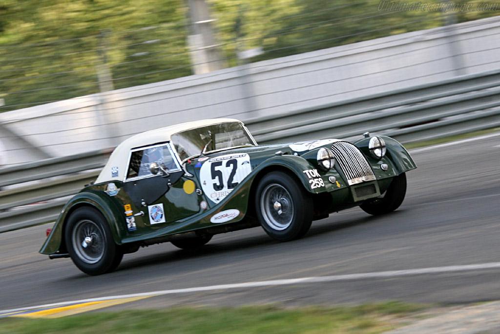 Morgan +4 SS    - 2006 Le Mans Classic