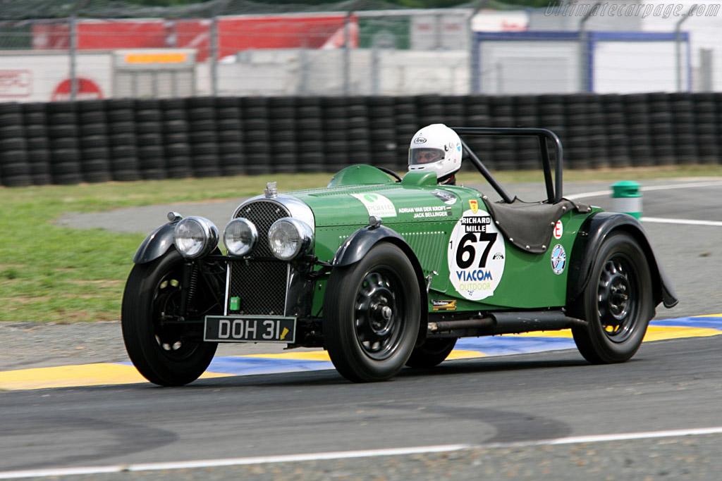 Morgan 4/4    - 2006 Le Mans Classic