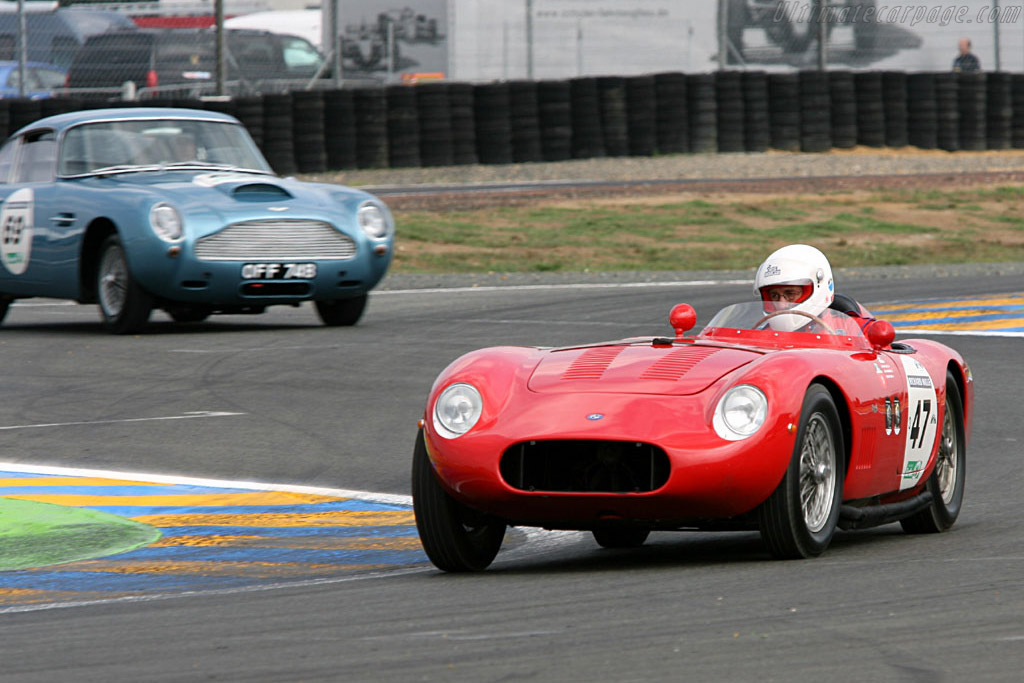 OSCA MT4 TN 1500 S - Chassis: 1185   - 2006 Le Mans Classic