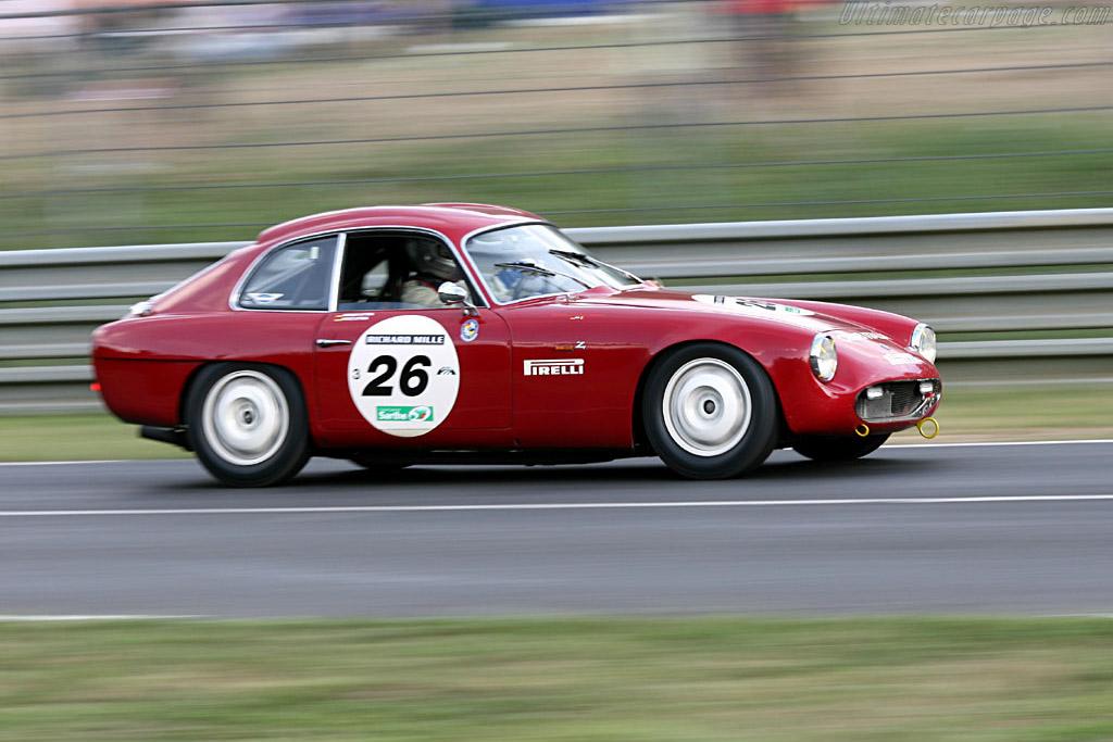 Osca 1600 GTS Zagato    - 2006 Le Mans Classic