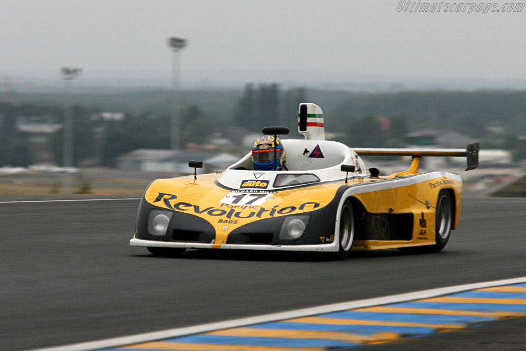 Osella PA4 - Chassis: 042   - 2006 Le Mans Classic