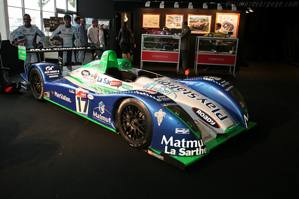 Pescarolo C60 Judd Hybrid - Chassis: 3   - 2006 Le Mans Classic