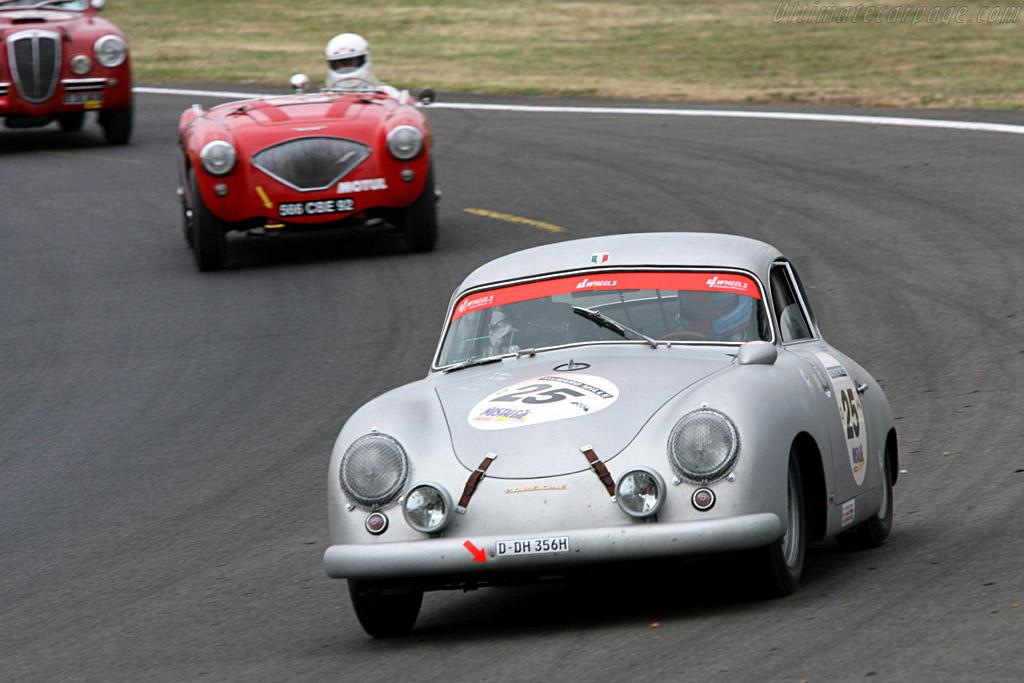 Porsche 356    - 2006 Le Mans Classic