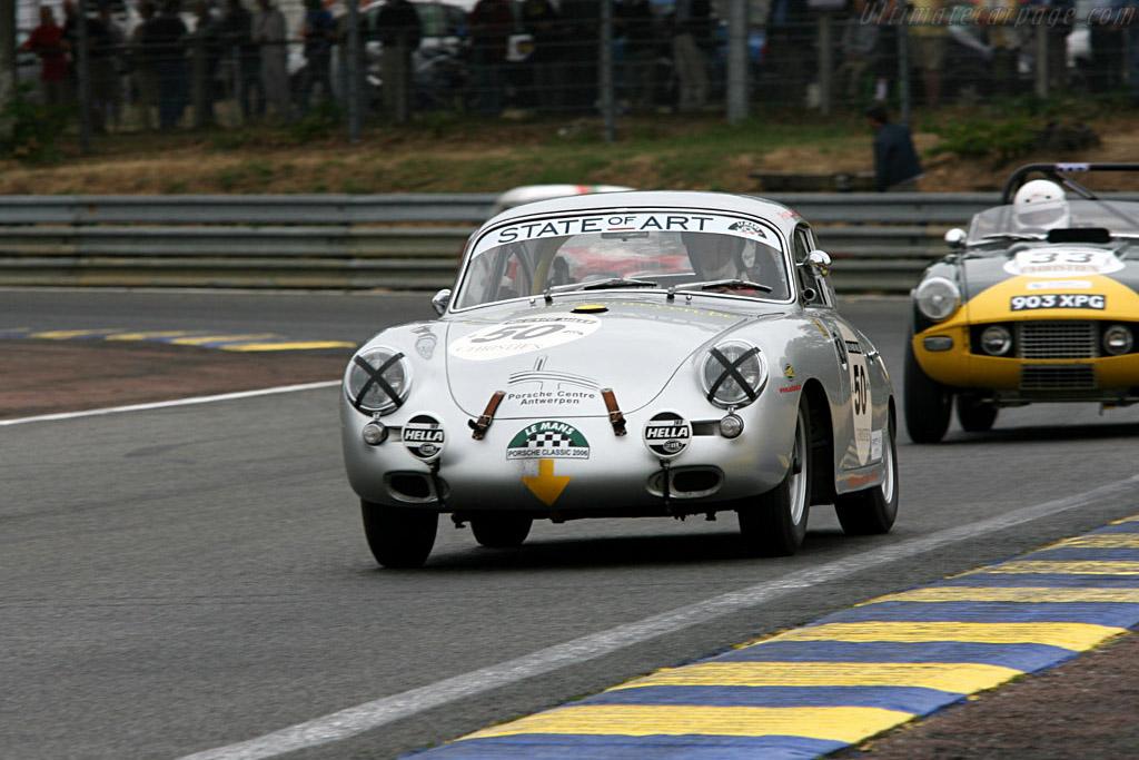 Porsche 356 B Carrera 2    - 2006 Le Mans Classic