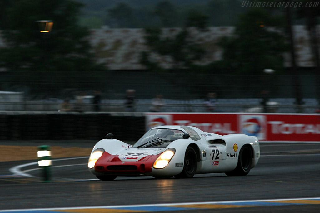Porsche 908 - Chassis: 908-019   - 2006 Le Mans Classic