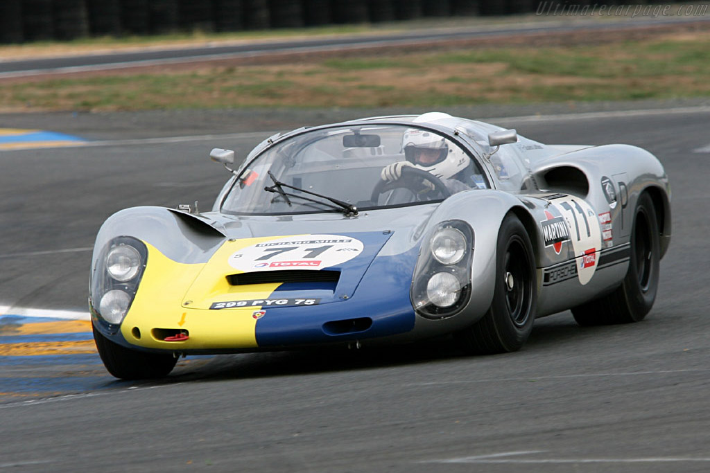 Porsche 910    - 2006 Le Mans Classic