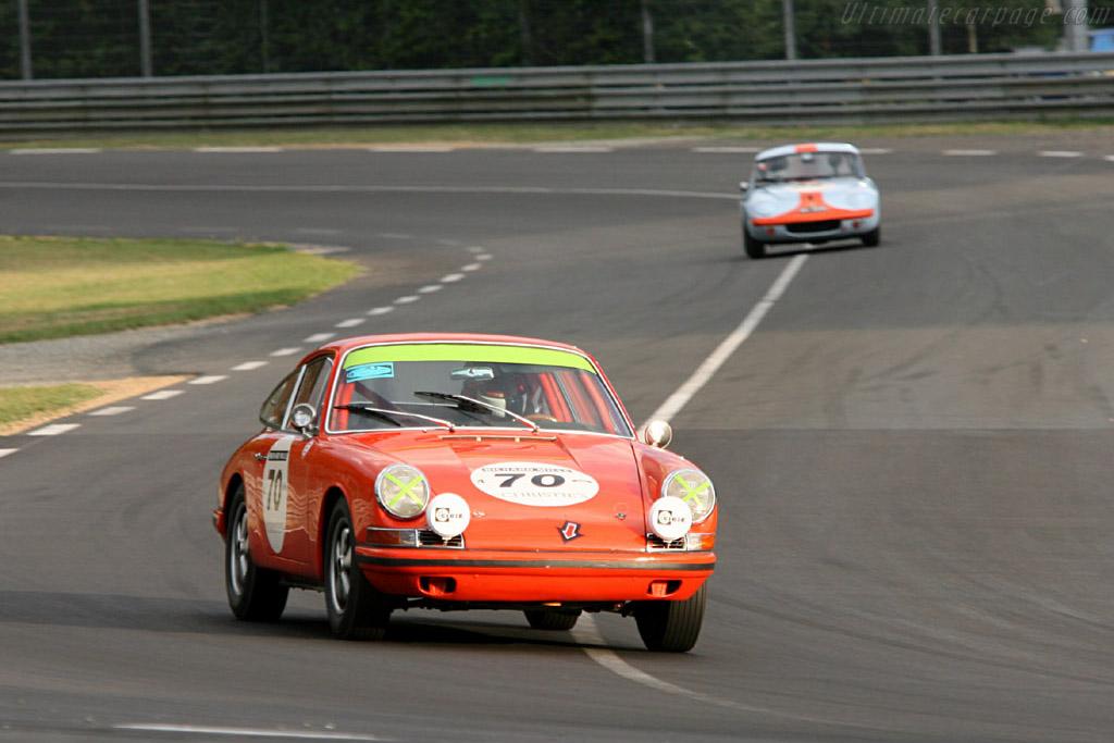 Porsche 911    - 2006 Le Mans Classic