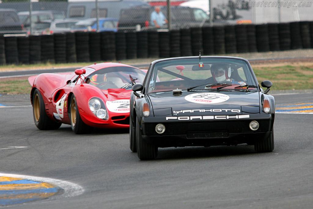 Porsche 914/6 GT    - 2006 Le Mans Classic