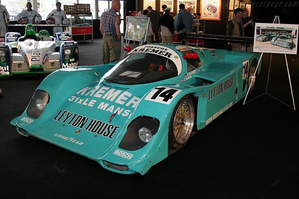 Porsche 962 CK6 - Chassis: CK6-01(02)   - 2006 Le Mans Classic