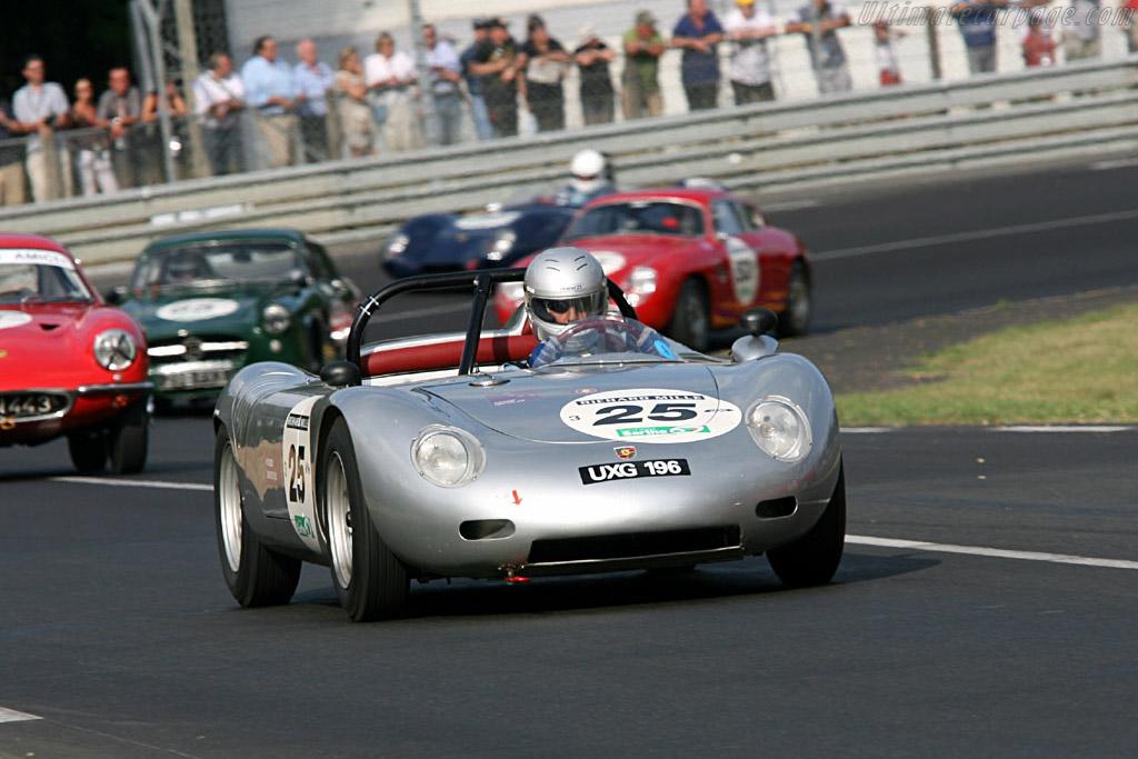 Porsche RS60    - 2006 Le Mans Classic