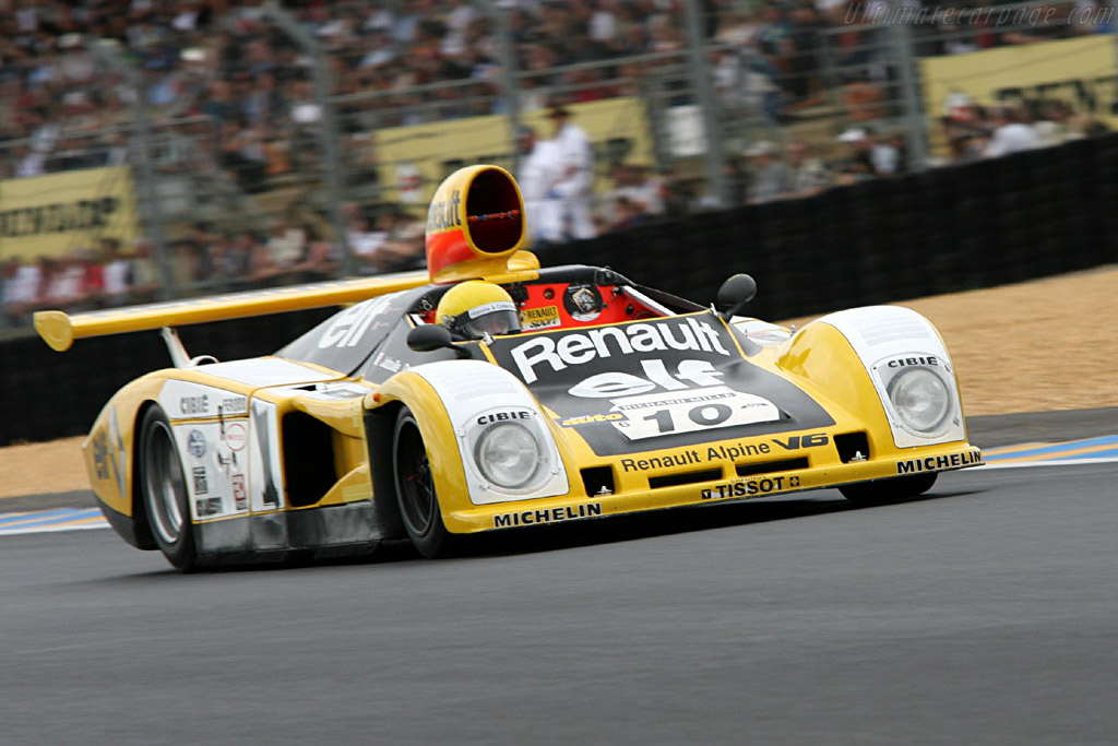 Renault Alpine A443 - Chassis: 443/0   - 2006 Le Mans Classic