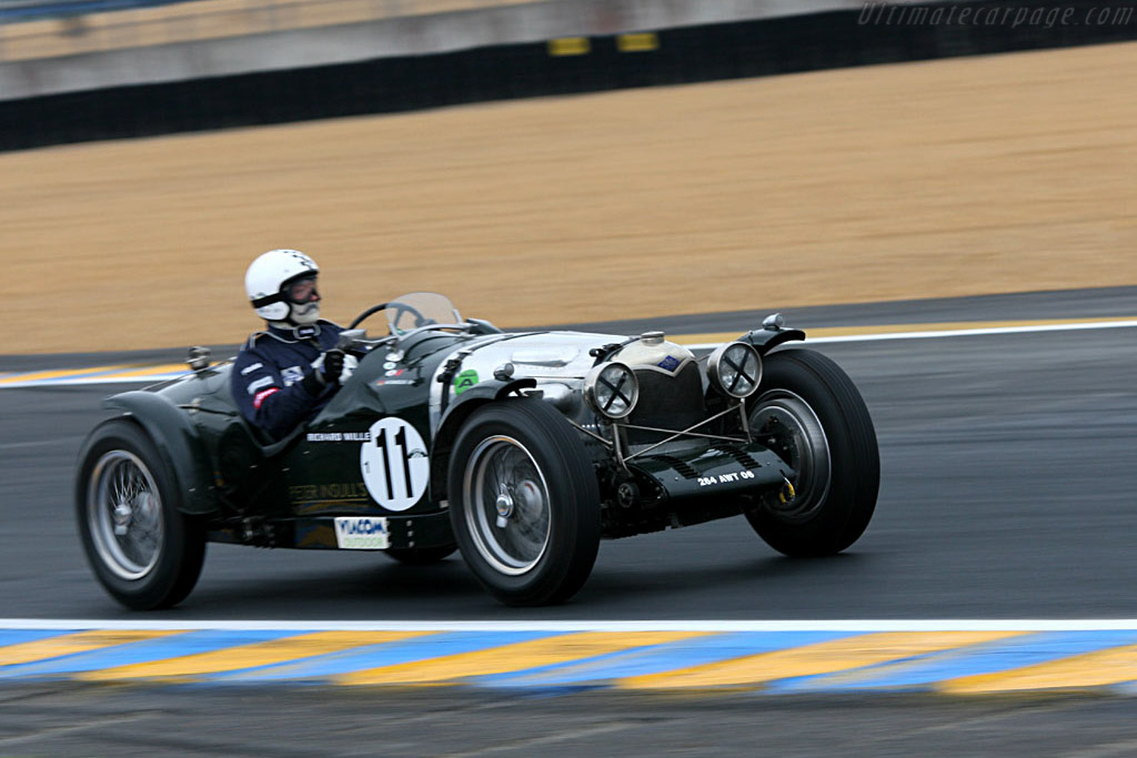 Riley Brooklands    - 2006 Le Mans Classic
