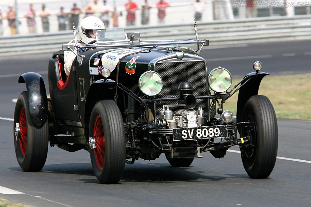 Stutz Blackhawk    - 2006 Le Mans Classic