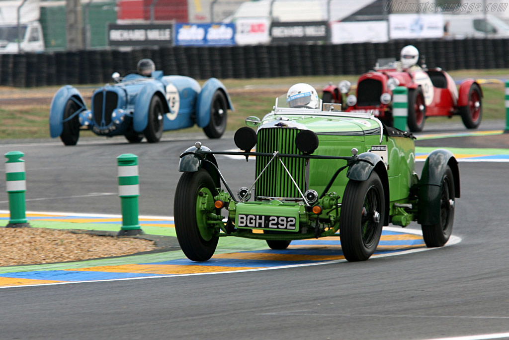 Talbot 105    - 2006 Le Mans Classic