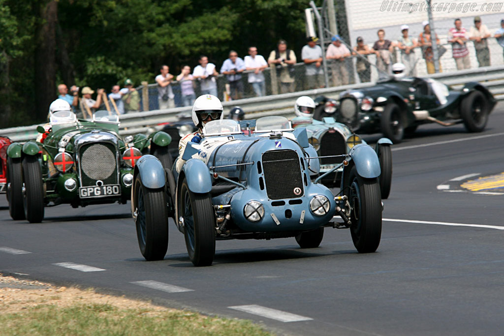 Talbot Lago T150 C - Chassis: 82930   - 2006 Le Mans Classic