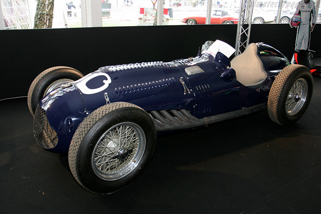 Talbot Lago T26 GP - Chassis: 110051   - 2006 Le Mans Classic