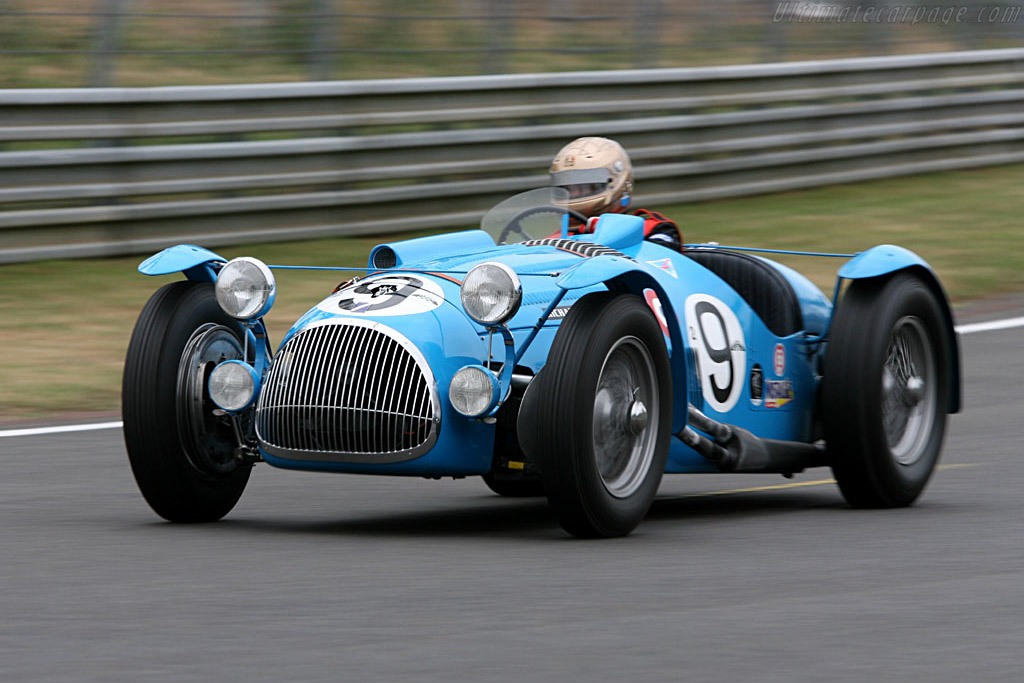 Talbot Lago T26 GS - Chassis: 110059   - 2006 Le Mans Classic