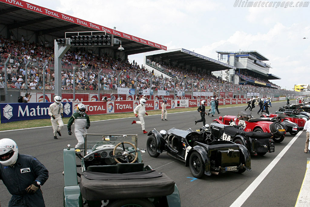 The Start    - 2006 Le Mans Classic