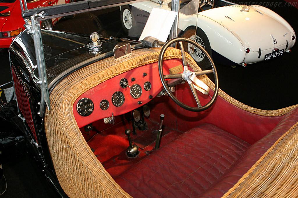 Voisin C14 Basket Car - Chassis: 28677   - 2006 Le Mans Classic