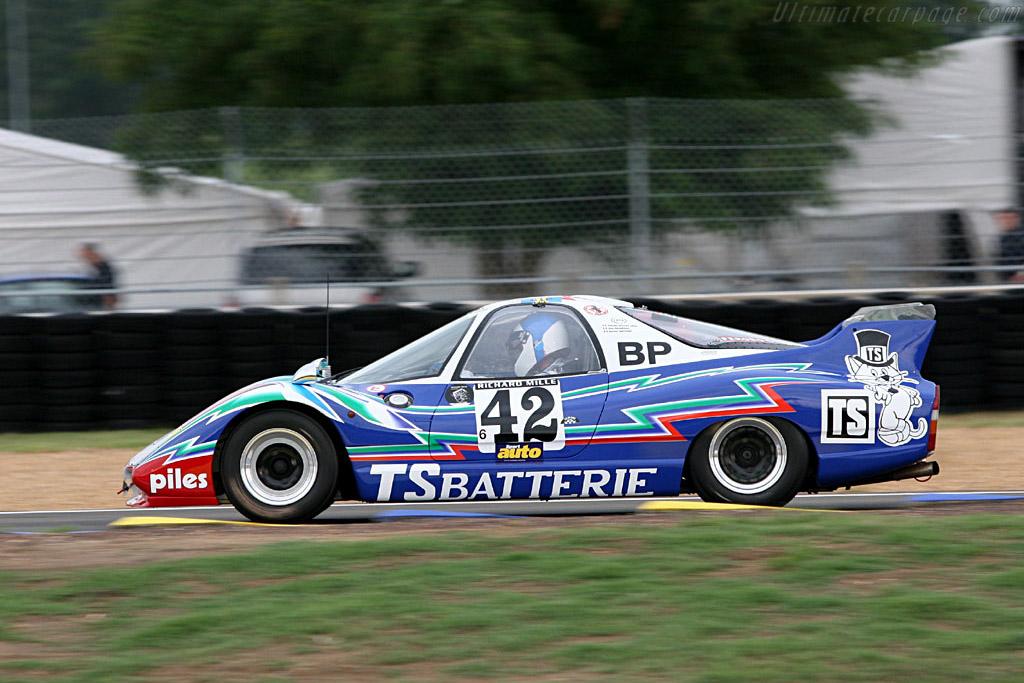 WM P76    - 2006 Le Mans Classic