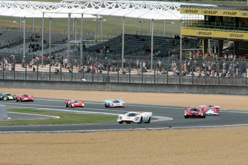 A glorious era    - 2008 Le Mans Classic