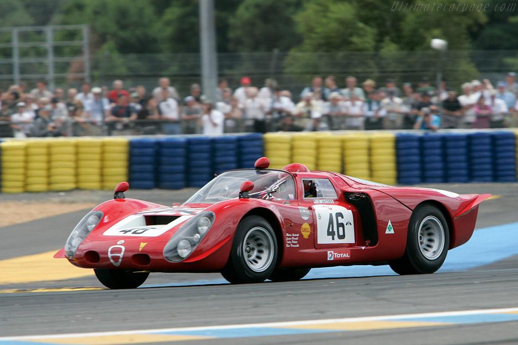 Alfa Romeo 33/2 Daytona Coupe  - Chassis: 75033.015   - 2008 Le Mans Classic