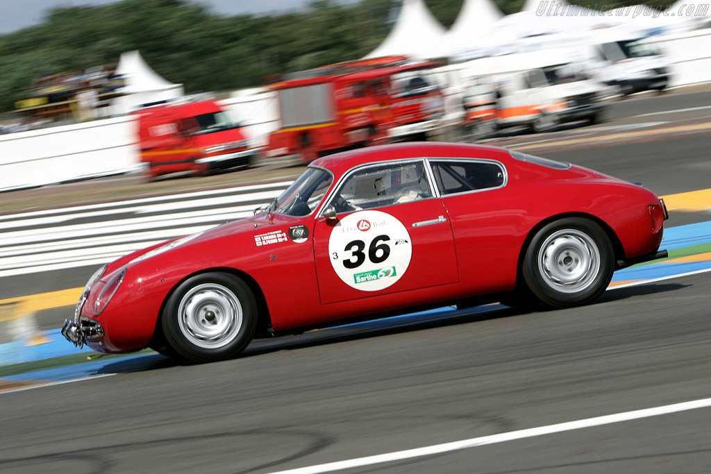 Alfa Romeo SVZ   - 2008 Le Mans Classic