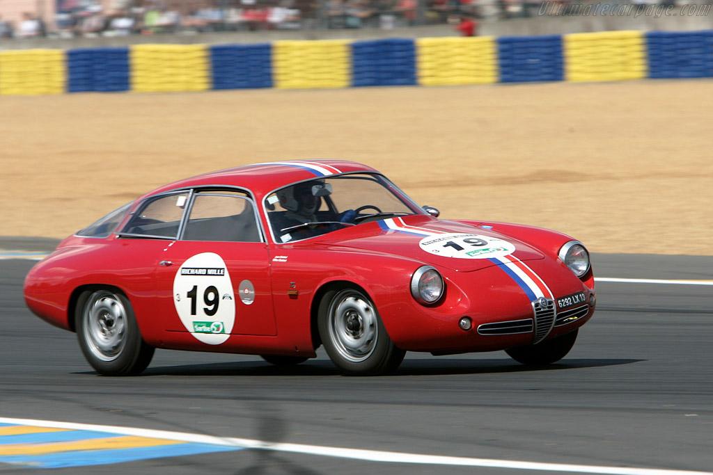 Alfa Romeo SZ    - 2008 Le Mans Classic