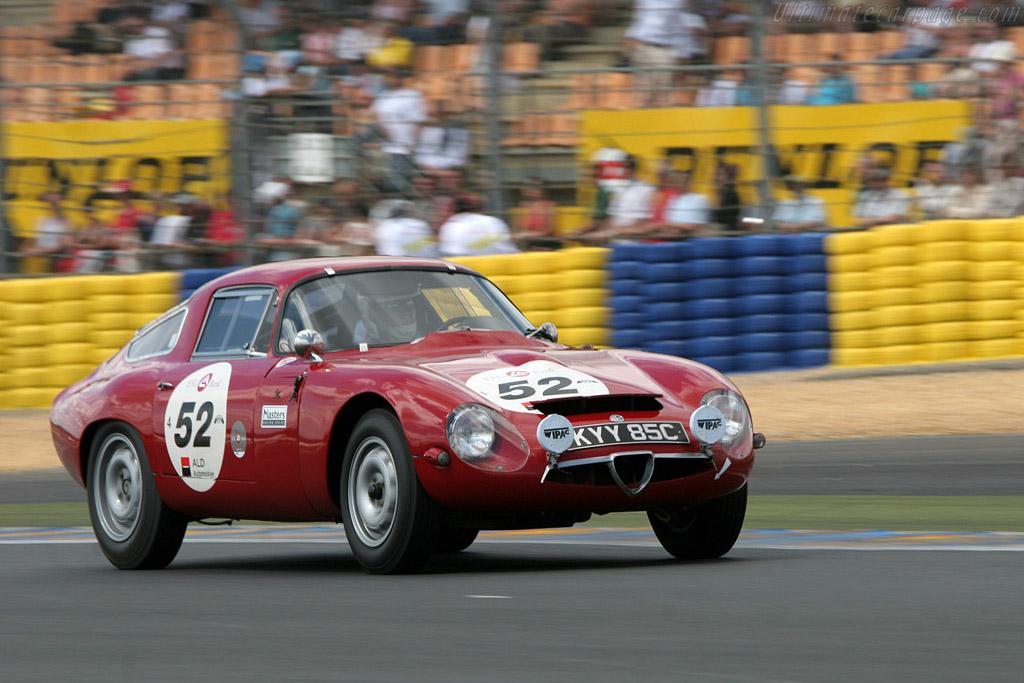Alfa Romeo TZ1 - Chassis: AR750046   - 2008 Le Mans Classic