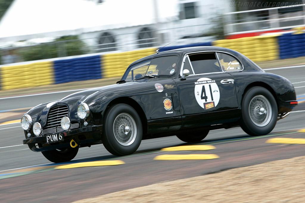 Aston Martin DB2    - 2008 Le Mans Classic