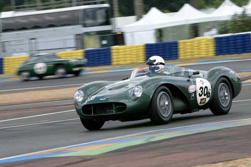 Aston Martin DB3S    - 2008 Le Mans Classic