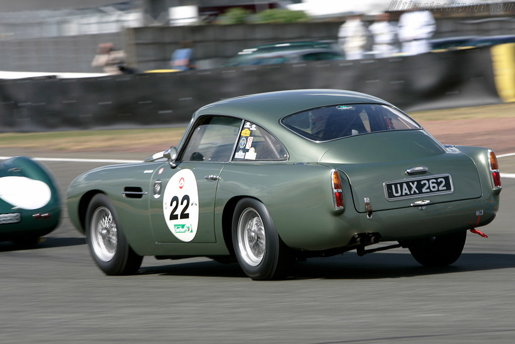 Aston Martin DB4 GT - Chassis: DB4GT/0122/R   - 2008 Le Mans Classic