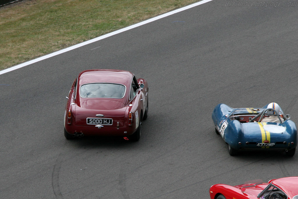 Aston Martin DB4 GT - Chassis: DB4GT/0109/R   - 2008 Le Mans Classic