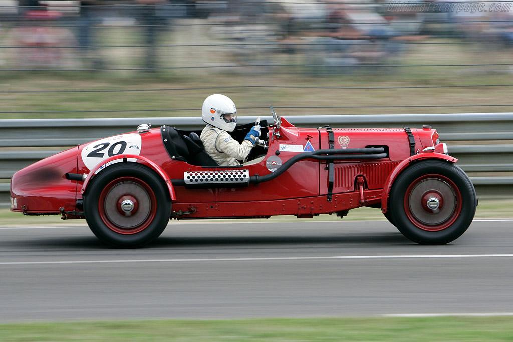 Aston Martin Speed Model    - 2008 Le Mans Classic