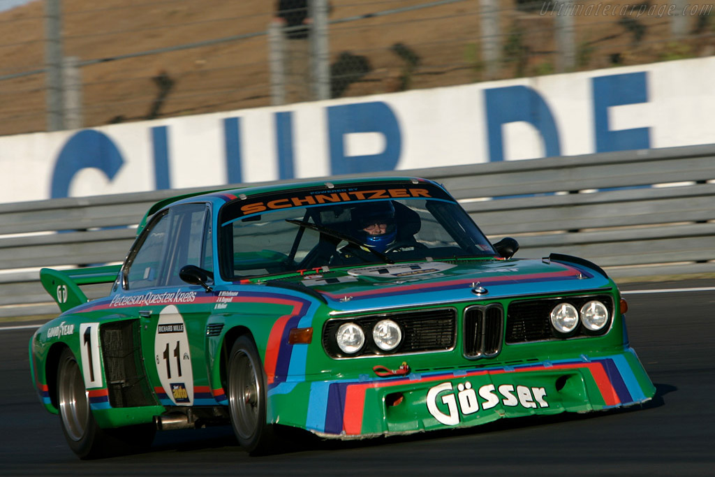 BMW 3.5 CSL - Chassis: 2275982   - 2008 Le Mans Classic