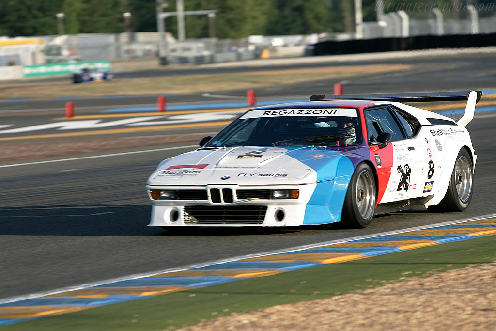 BMW M1 Group 4 - Chassis: 4301039  - 2008 Le Mans Classic