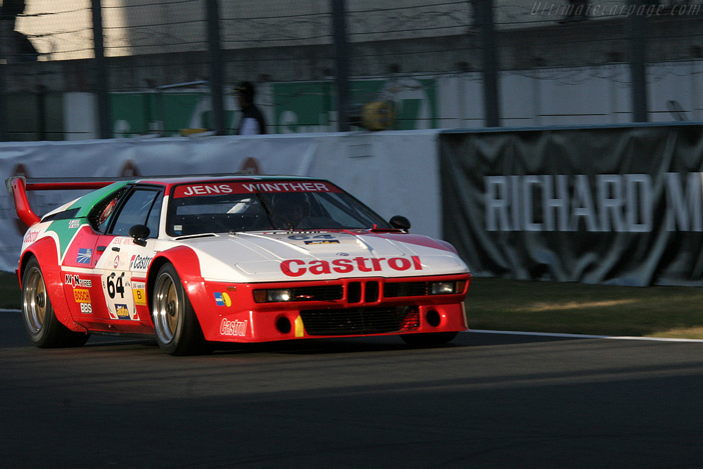 BMW M1 Group 4 - Chassis: 4301026   - 2008 Le Mans Classic